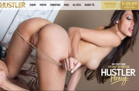 Hustler is the best paid xxx website if you like the newest videos