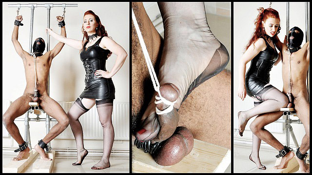 Great fetish adult site offering the best femdom material