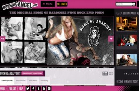 Top hardcore adult website to have fun with stunning Emo HD videos