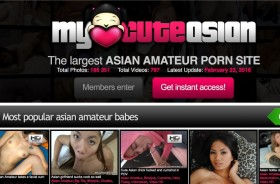 Top membership porn website to acces top notch asian videos