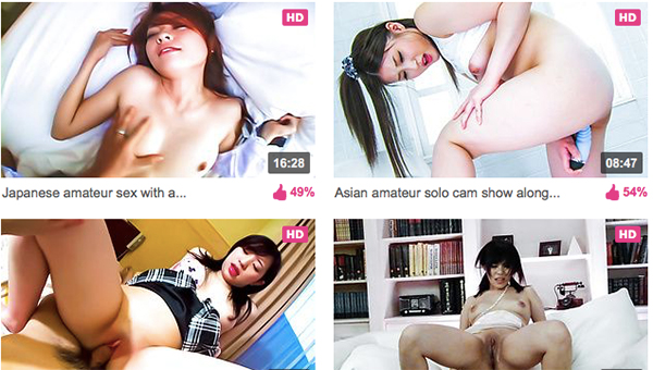 Top asian porn site starring some of the hottest asian chicks