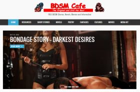 Top porn site with bdsm content.