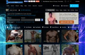 Good gay adult site with live sex chat rooms.