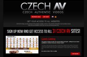 Good porn site for sexy Czech girls.