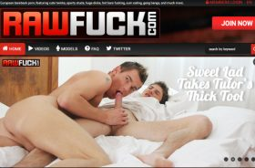 Popular gay porn site where you can watch hardcore videos featuring sexy guys.