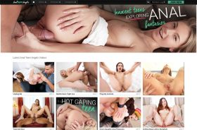 Amazing amateur porn site to watch stunning girls getting fuck in the butthole