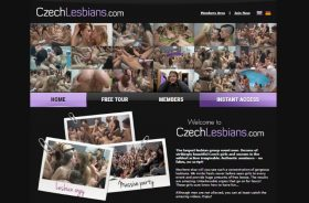 Good lesbian porn site featuring Czech girls.