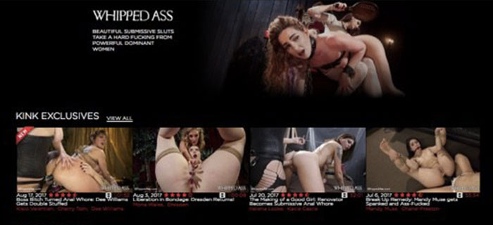 Best adult site to watch amazing BDSM flicks