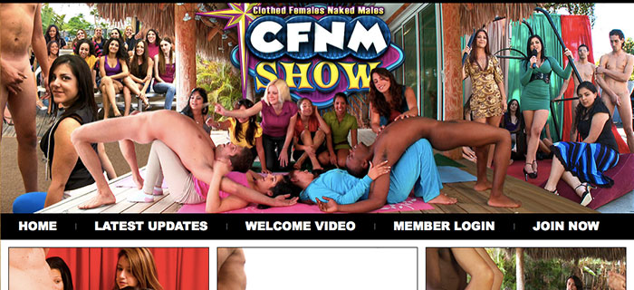 Great xxx site if you like great CFNM quality porn