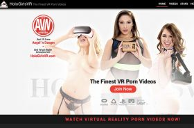 Recommended porn site if you're into class-A VR videos