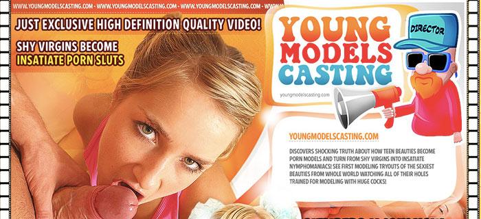 Most popular porn site offering stunning casting stuff