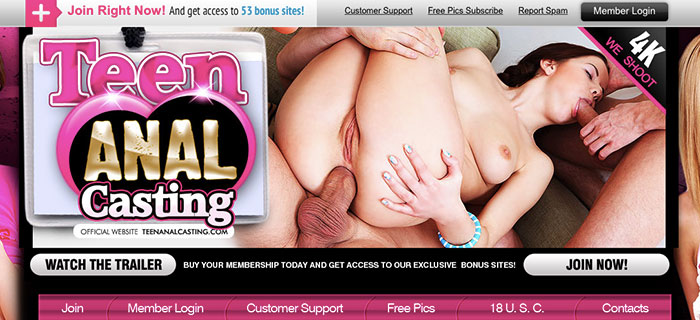 Top xxx site to access awesome casting quality porn