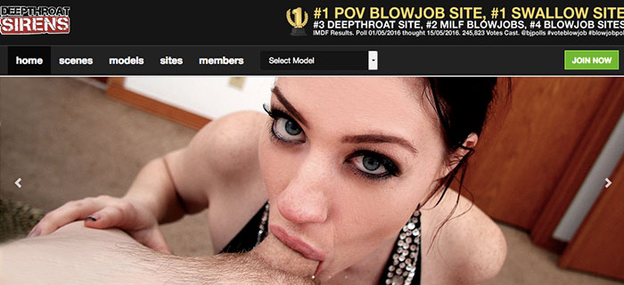 Best deepthroat porn sites