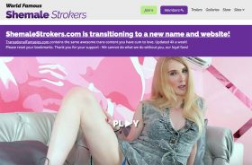 Best shemale xxx website to watch great tranny content